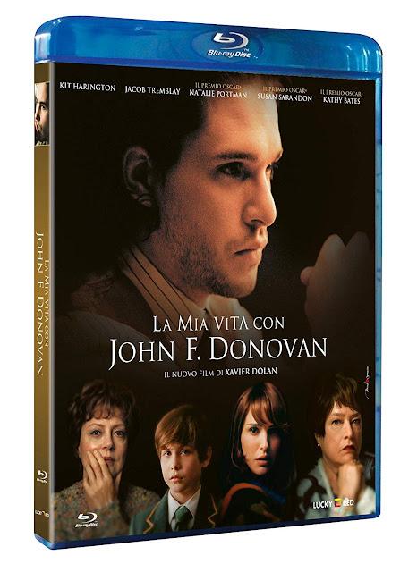 La Mia Vita Con John F. Donovan Home Video