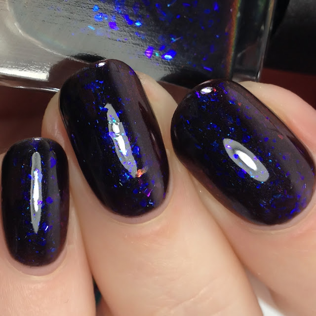 Night Owl Lacquer-All Aflutter