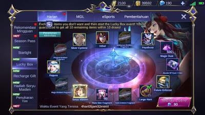 Lucky Box Skin Epic Kagura