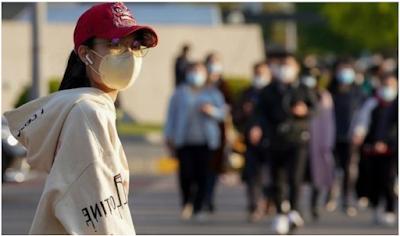 فيروس كورونا الجديد الصين