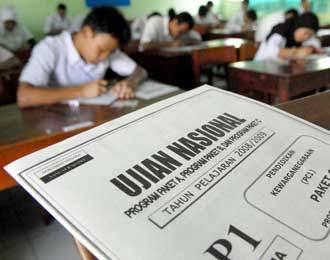 Jadwal UN (Ujian Nasional) Tahun 2017-2018 Untuk Tingkatkan SMP, SMA Dan SMK