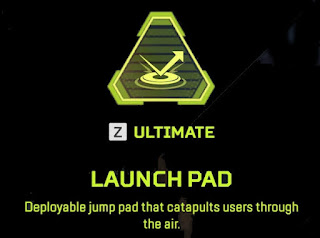 Launch Pads  Octane Apex Legends Ultimate Ability
