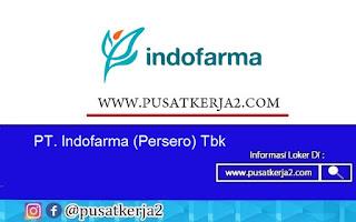 Lowongan Kerja BUMN SMA SMK D3 S1 Agustus 2020 PT Indofarma (Persero)