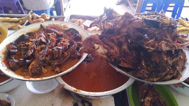 makanan khas semarang mangut welut