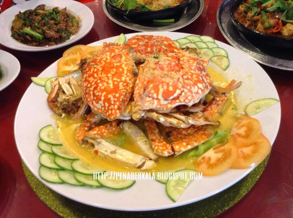 Downtown Klia Seafood Restaurant Menu