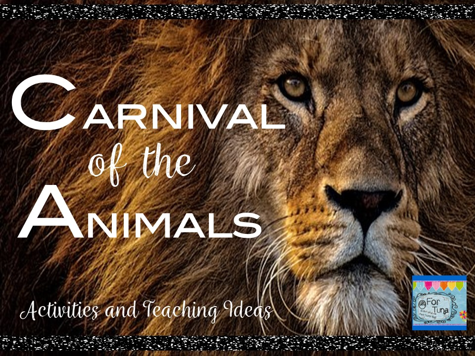 O For Tuna Orff: Carnival of the Animals
