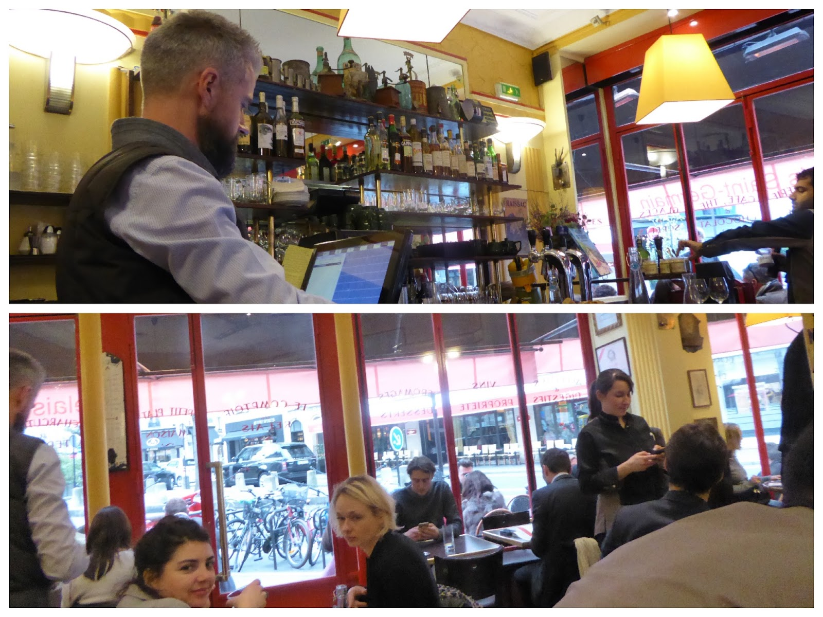Paris missives le comptoir du relais restaurant review - Le comptoir du relais restaurant reservations ...