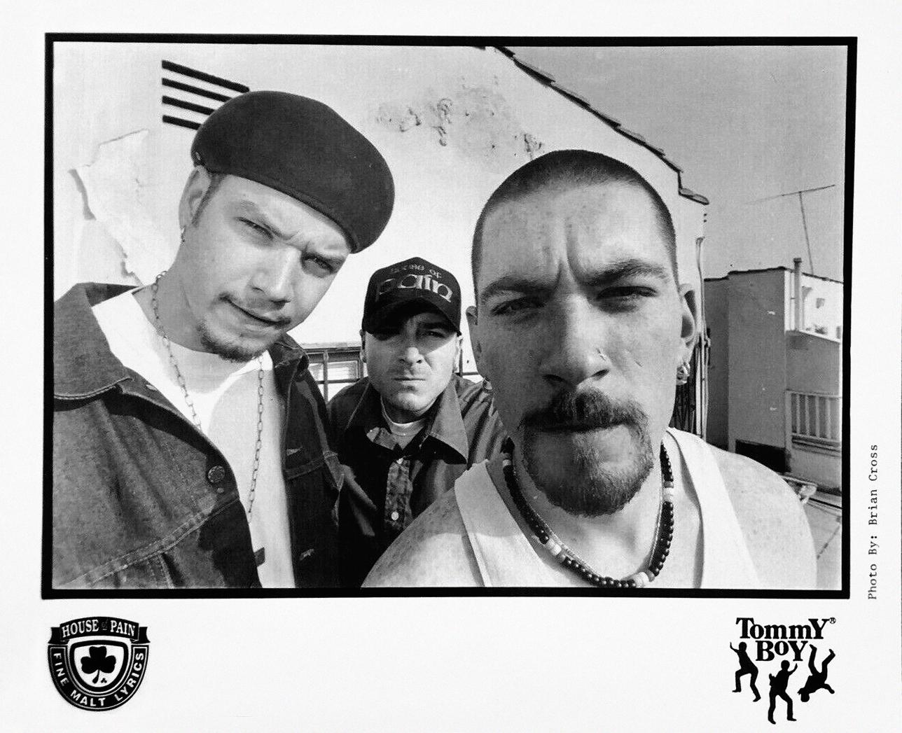House Of Pain Fine Malt Lyrics Everlast Dj Lethal Cypress Hill T Shirt 59