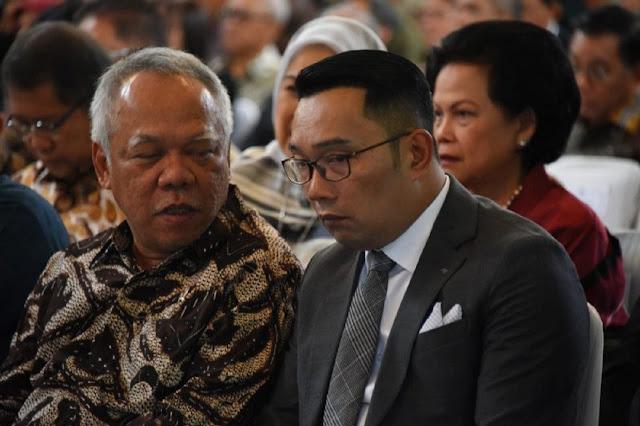 Ridwan Kamil Disebut dalam Sidang Korupsi PD Pasar Bandung Bermartabat