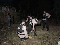 Polisi Amankan Benda Diduga Munisi Militer Yang Ditemukan Warga Segeri di Pangkep