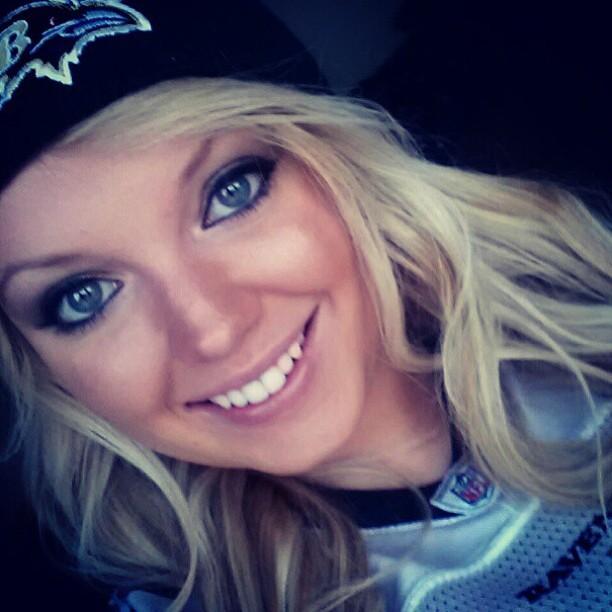 Beauty Babes: 2013 Baltimore Ravens NFL Season Sexy Babe