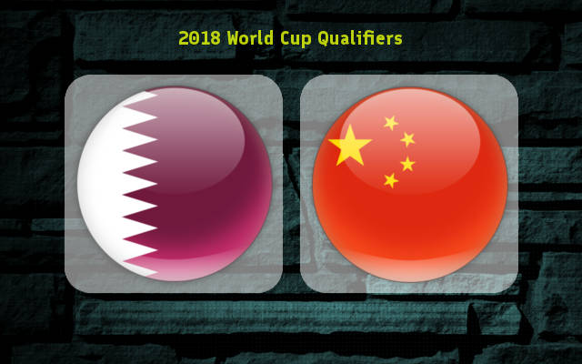 Qatar vs China Full Match & Highlights 05 September 2017