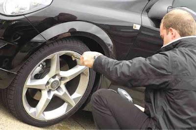 Neumáticos en perfecto estado
