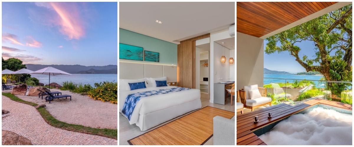 Ilhabela Hotel: Wyndham Ilhabela Casa Di Sirena