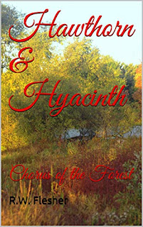 Hawthorn & Hyacinth book promotion sites R.W.Flesher