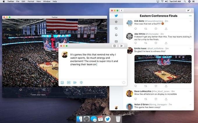 Macbook için Twitter Uygulaması Yayınlandı