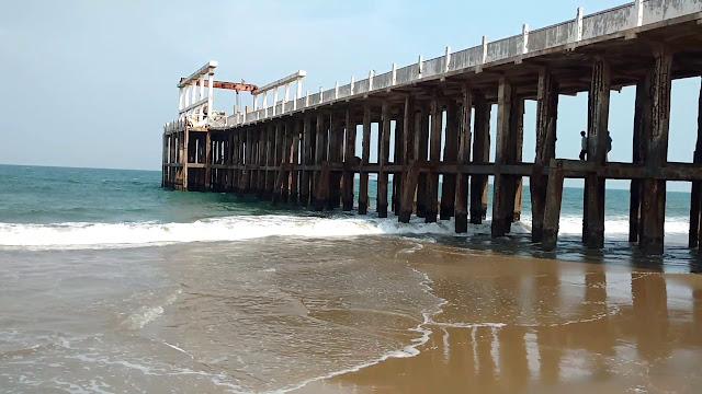 tupilipalem beach andhra pradesh