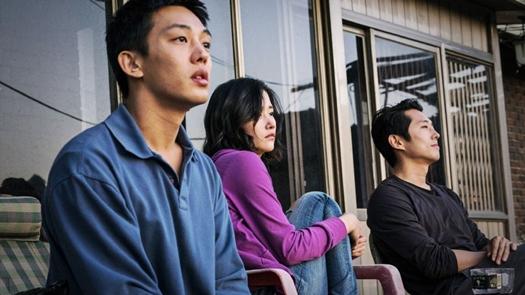 Sinopsis film Korea Burning
