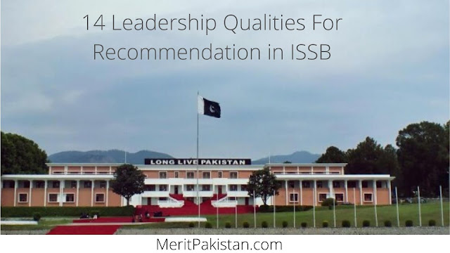 14 Leadership Qualities for ISSB