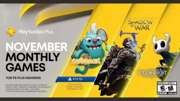 [PS Plus]: Nοέμβριος «φωτιά» με την Sony να ανακοινώνει παιχνιδάρες