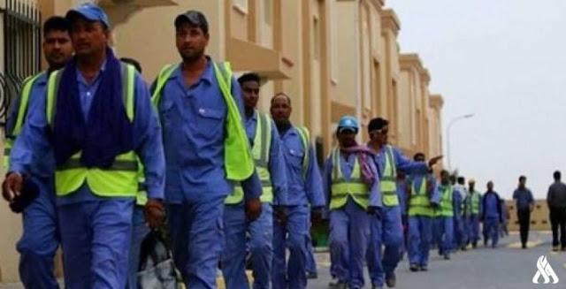 وزارة العمل : خطة لاعادة تنظيم العمالة الاجنبية في العراق