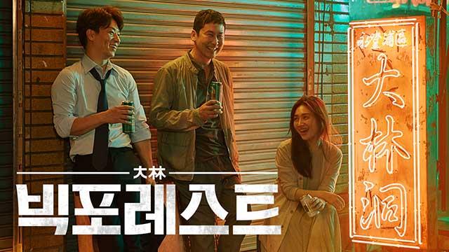 Download Drama Korea Big Forest Batch Subtitle Indonesia