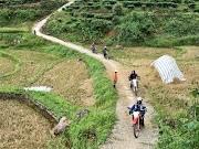Voyage en moto à Lai Chau