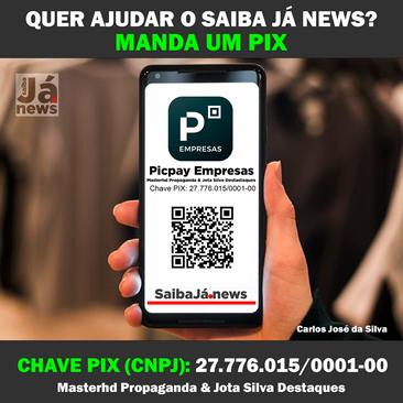 AJUDE A MANTER O SAIBA JÁ NEWS