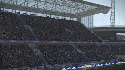 PES 2018 Scoreboard FA Cup England by Sonofsam69