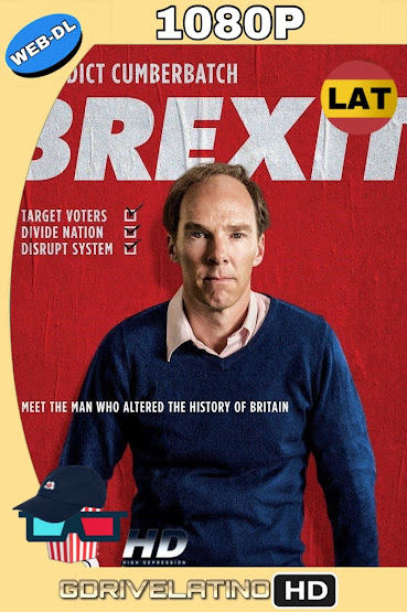 Brexit: The Uncivil War (2019) WEB-DL 1080p Latino-Ingles mkv