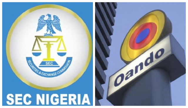 Oando enters into settlement with Nigeria's SEC