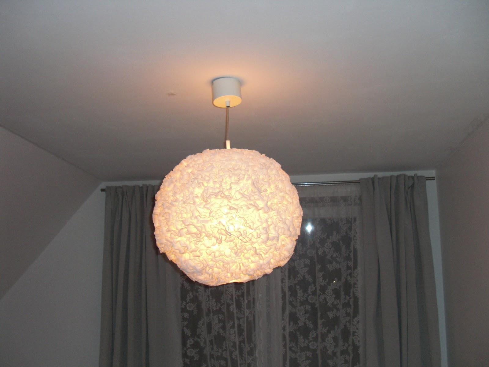 heim elich diy schlafzimmerlampe die 2te kaffeefilter. Black Bedroom Furniture Sets. Home Design Ideas