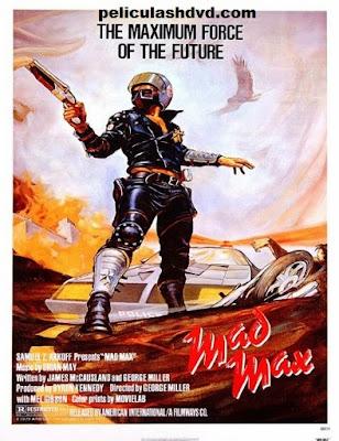 Ver  salvajes de autopista Mad Max 1 (1979) online