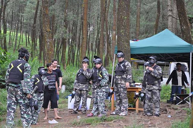 PAKET OUTBOUND DI PANGALENGAN Group Outing Gathering Pangalengan