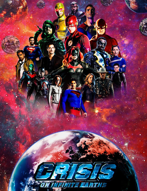 Crisis on Infinite Earths Wiki Cast Story Promo and Timing