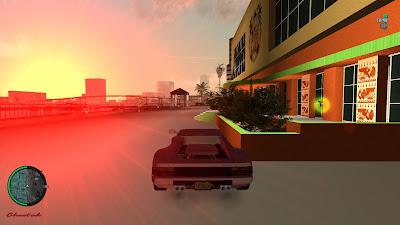 GTA Vice City HD Origin Final Full Game