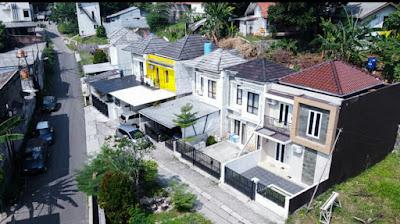 ALGIRA TOWN HOUSE HUNIAN AMAN DAN NYAMAN DI BOGOR