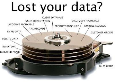 Cara Mengembalikan (recovery) Data yang terhapus di Harddisk