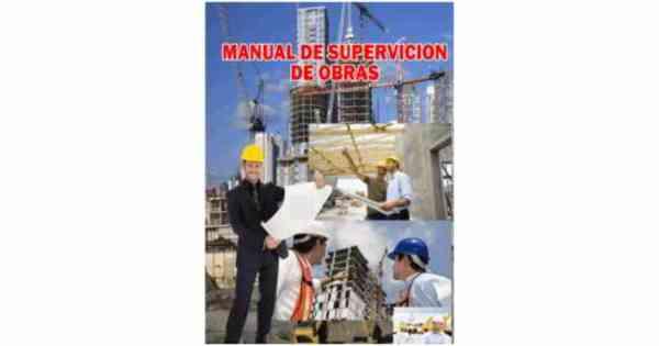Descargar el Manual de Supervisión de Obras