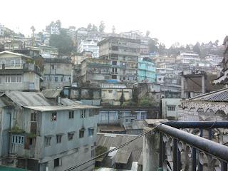 Recent Darjeeling Town