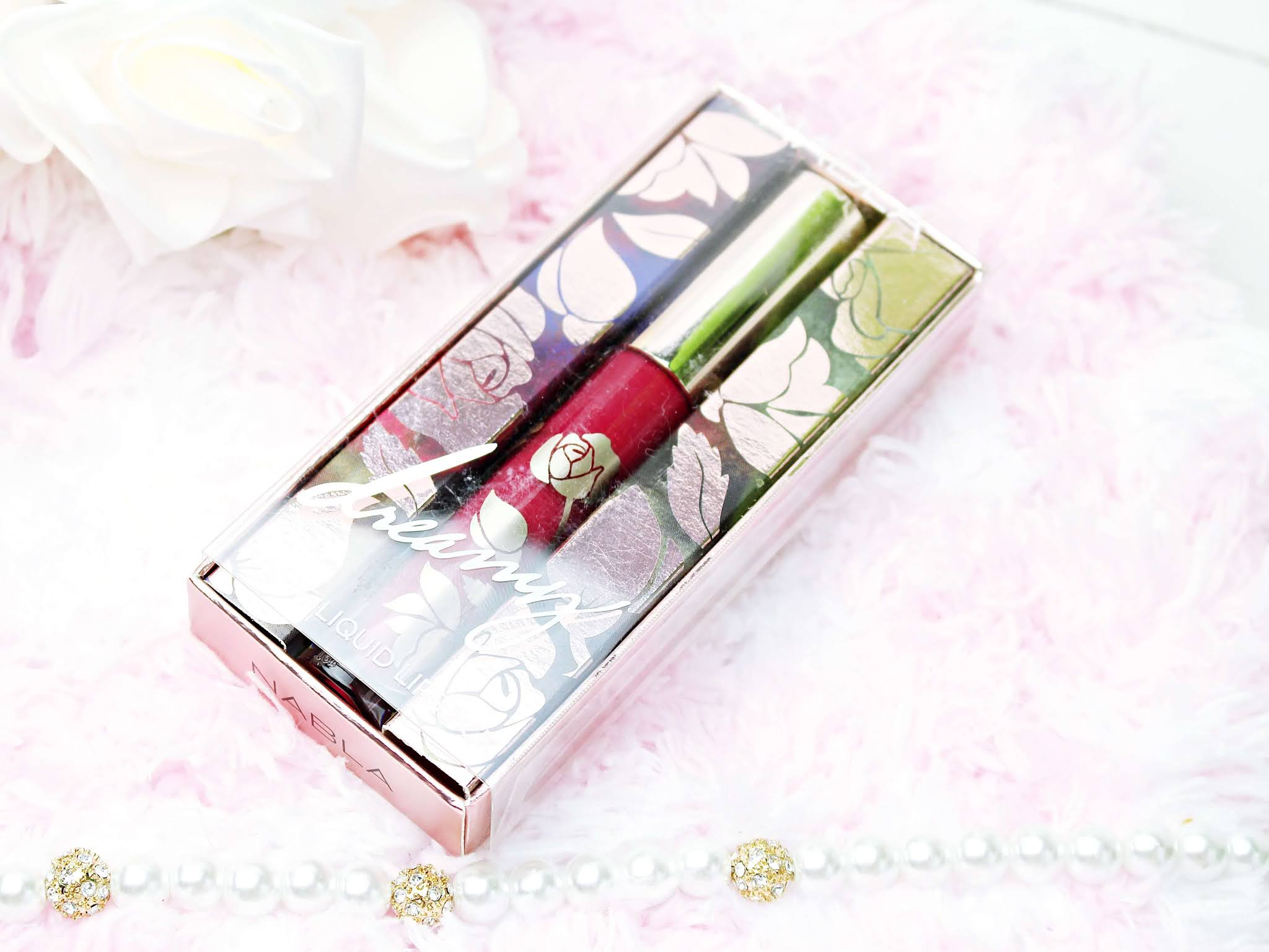 Matowa Pomadka do ust Nabla Berry Bite Dreamy Matte Liquid Lipstick
