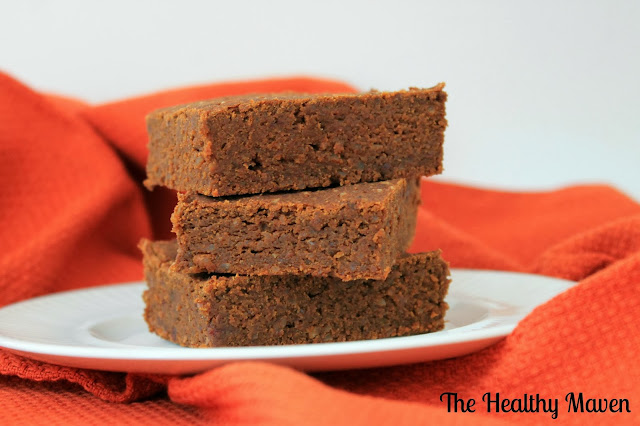 Kabocha Squash Brownies