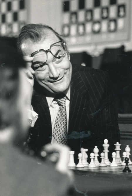 Viktor Kortchnoï, un champion d'échecs soviétique puis suisse