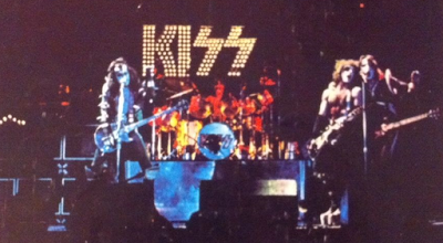 Kiss Live in 1975
