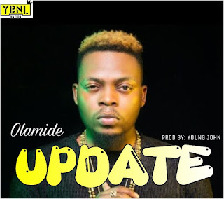 Olamdie – Update (Prod. By Young John) Mp3