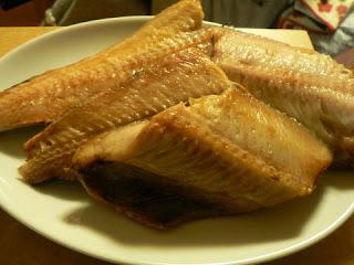 酒の肴 焼き魚 ホッケ