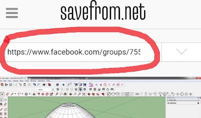 Cara Mudah Mendownload Video di Youtube maupun di Facebook dengan Menggunakan SaveFrom