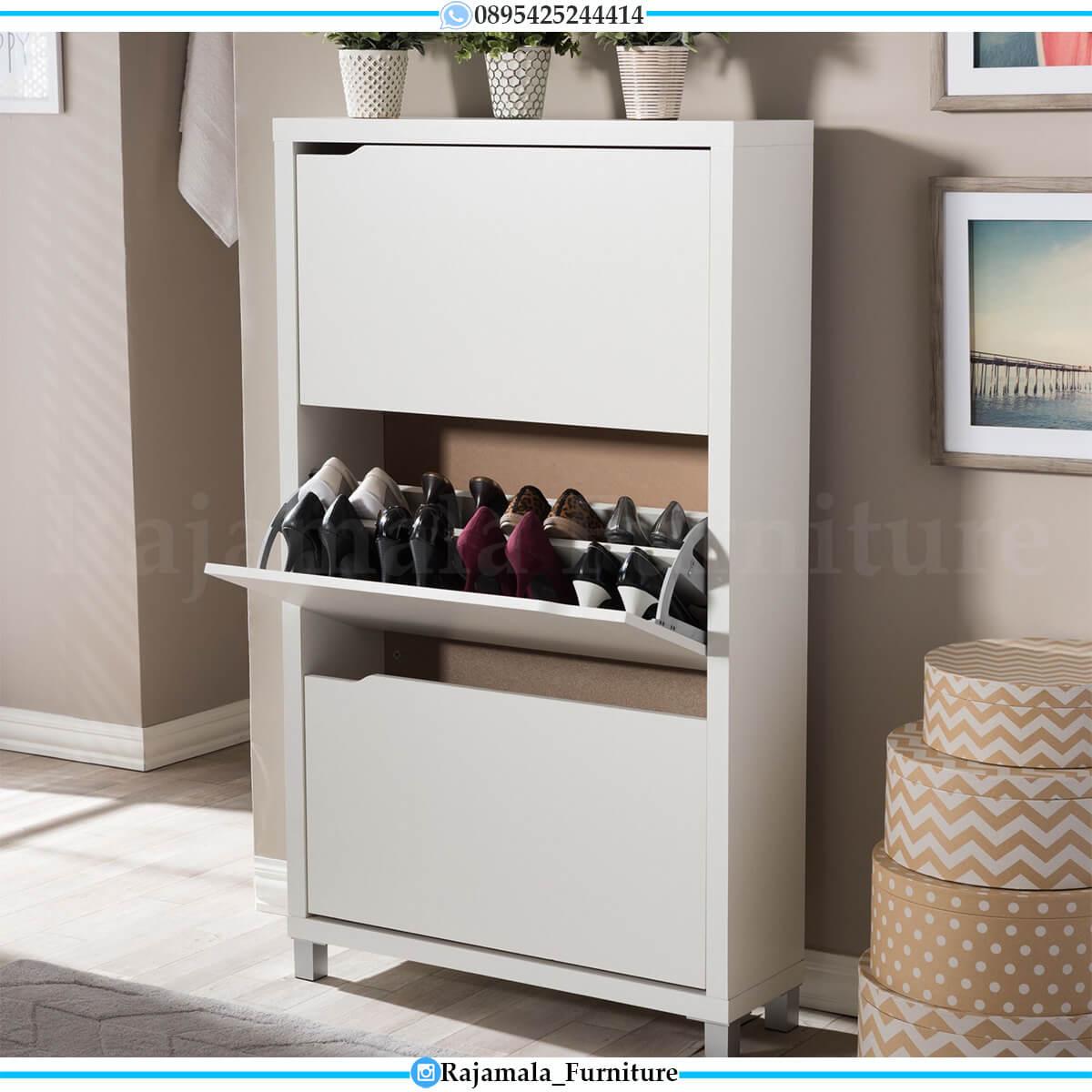 Rak Sepatu Minimalis Furniture Jepara Best Quality RM-0561