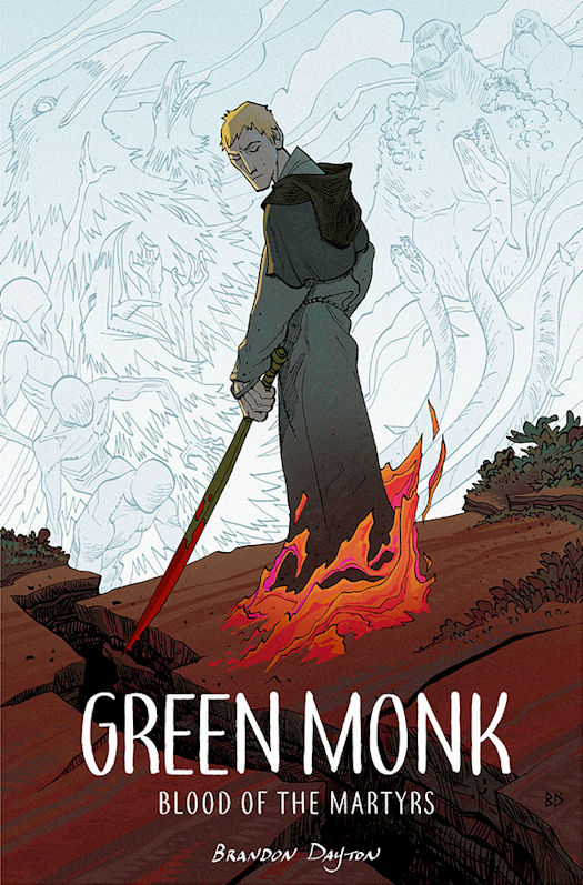 Green Monk: Blood of the Martyrs Coming This Fall