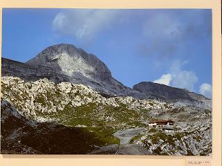 Seventh leg of Sentiero delle Orobie, stop at Rifugio Luigi Albani - Tito Terzi Exhibit